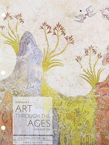 9781305637320: Gardner's Art through the Ages: A Global History, Volume I, Loose-leaf Version