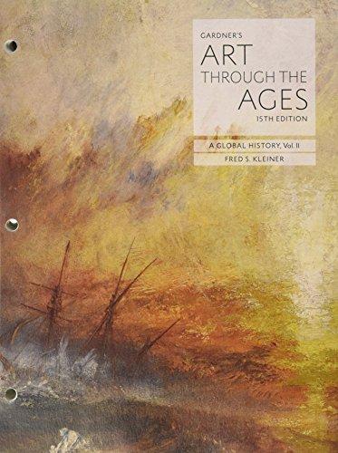 9781305637337: Gardner's Art through the Ages: A Global History, Volume II, Loose-leaf Version