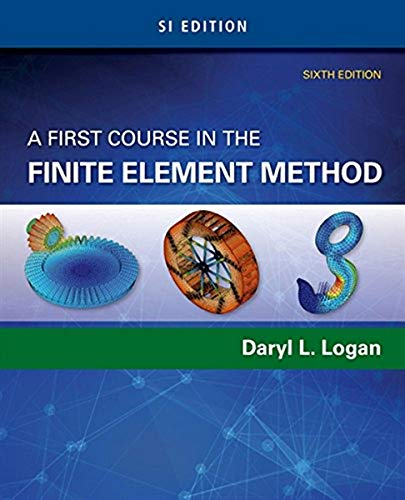 9781305637344: A First Course in the Finite Element Method, SI Edition