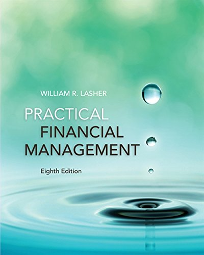 Practical Financial Management: Lasher, William R.