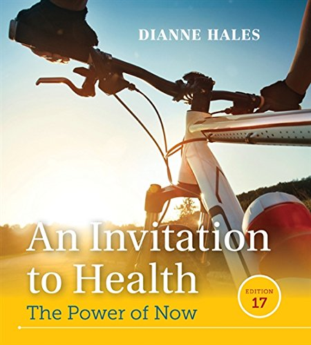 9781305638006: An Invitation to Health