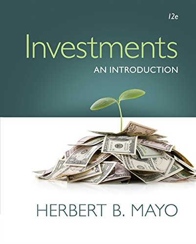 9781305638419: Investments: An Introduction (with Stock-Trak Coupon)