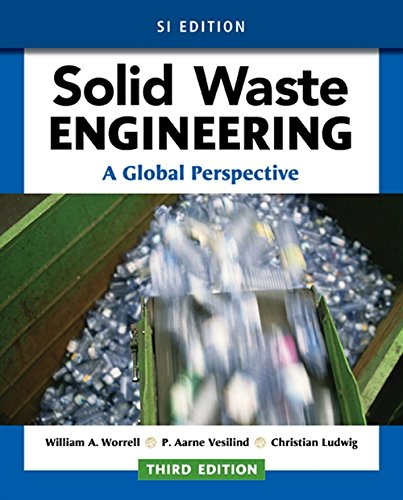 9781305638600: Solid Waste Engineering: A Global Perspective, SI Edition