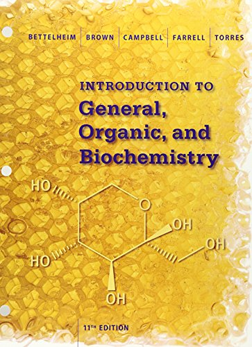 9781305638709: Introduction to General, Organic and Biochemistry