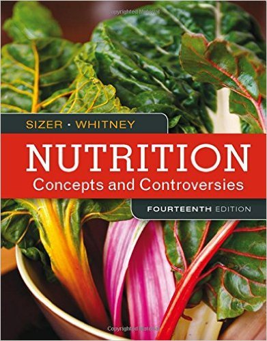 9781305639386: Nutrition: Concepts and Controversies