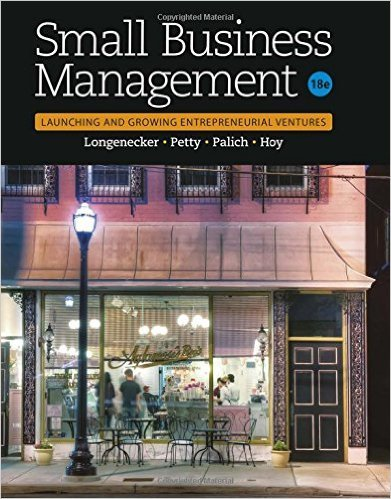 9781305639614: Small Business Management: Launching & Growing Entrepreneurial Ventures, Loose-Leaf Version