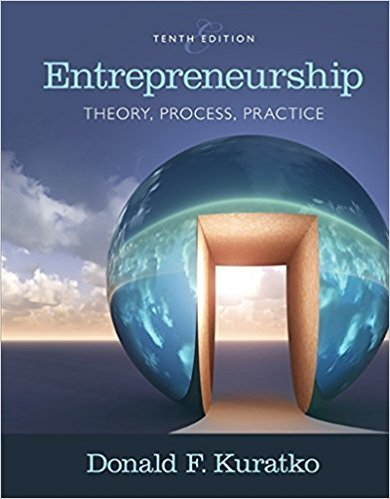9781305639638: Entrepreneurship: Theory, Process, and Practice, Loose-Leaf Version