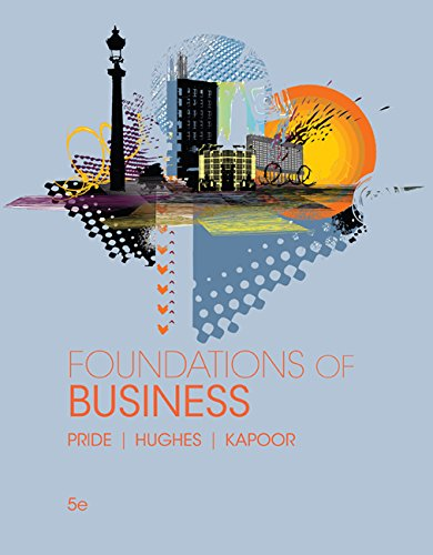 9781305639737: Foundations of Business, Loose-Leaf Version