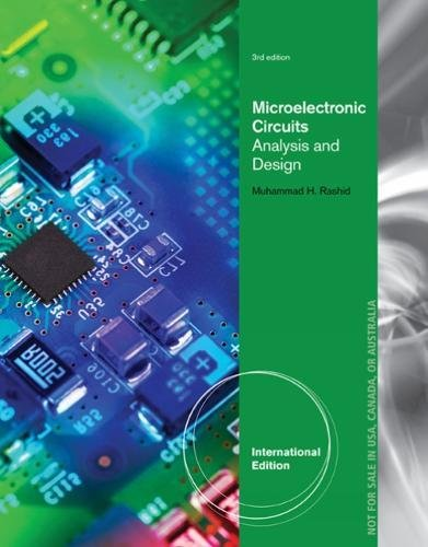 9781305642805: Microelectronic Circuits: Analysis and Design, International Edition