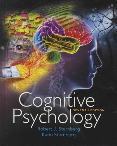 9781305644656: Cognitive Psychology