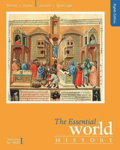 9781305645356: The Essential World History, Volume I: To 1800