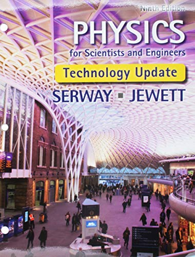 9781305646575: Physics for Scientists and Engineers, Technology Update, Loose-Leaf Version