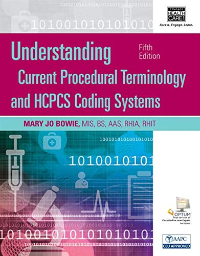 9781305647053: Understanding Current Procedural Terminology and HCPCS Coding Systems, Spiral bound Version