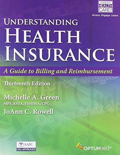 9781305647381: Understanding Health Insurance (Book Only)