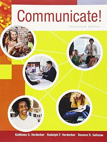 9781305648494: Communicate!