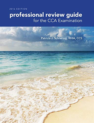 9781305648593: Professional Review Guide for the CCA Examination, 2016 Edition includes Quizzing, 2 terms (12 months) Printed Access Card
