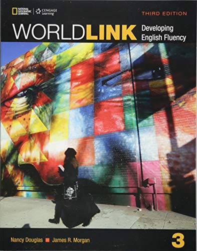 9781305651210: World Link 3: Student Book with My World Link Online (World Link, Third Edition: Developing English Fluency)
