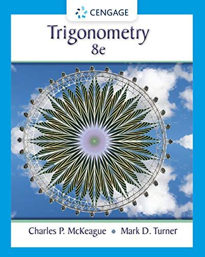 9781305652224: Trigonometry