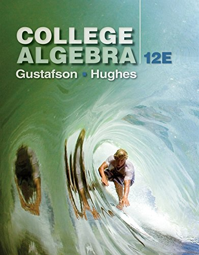 9781305652231: College Algebra
