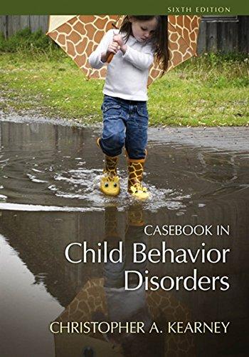9781305652965: Casebook in Child Behavior Disorders