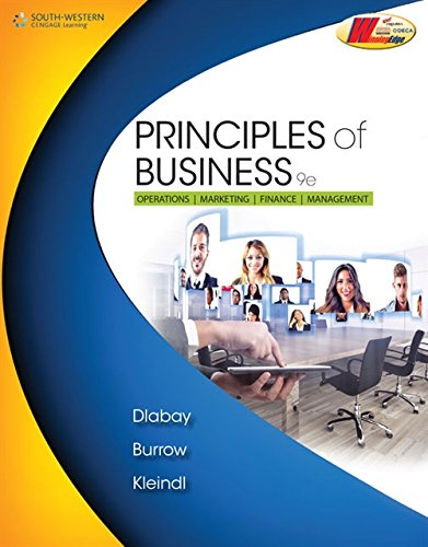 9781305653030: Principles of Business