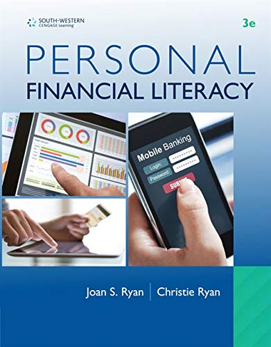 9781305653078: Personal Financial Literacy
