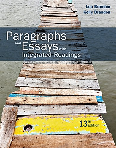 9781305654181: Paragraphs and Essays: With Integrated Readings