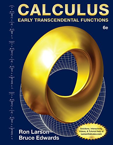 9781305654433: Calculus: Early Transcendental Functions