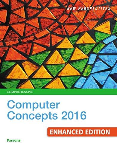 9781305656284: New Perspectives Computer Concepts 2016 Enhanced, Comprehensive