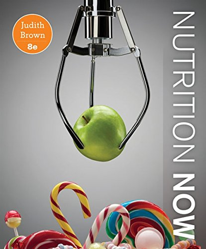Nutrition Now: 9781305656611 Reach your diet and nutritional goals with NUTRITION NOW, 8th Edition! Understanding the basic principles of nutrition and its impacts on your health can lead to better choices and more successful diet planning now and throughout your lifetime. Chapters cover nutrition basics such as diet planning, the macronutrients, vitamins and minerals, exercise, pregnancy and lactation, global issues, and much more. NUTRITION NOW organizes content into easy-to-read, manageable units that help you focus on the concepts while applying what you have learned to your own life.