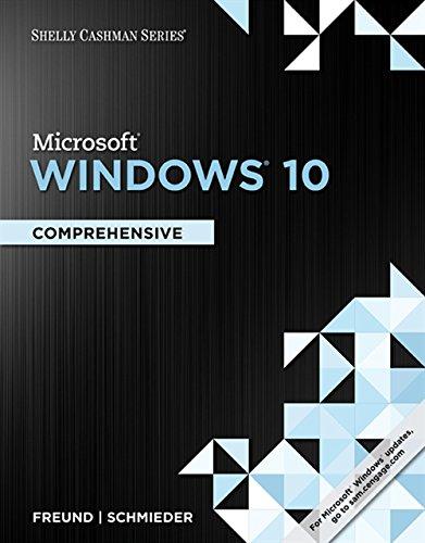 9781305656741: Shelly Cashman Series Microsoft Windows 10: Comprehensive
