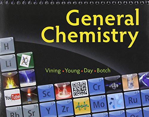 General Chemistry (with MindTap Chemistry, 4 terms: Vining, William; Young;