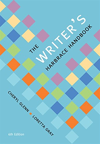9781305659650: The Writer's Harbrace Handbook (The Harbrace Handbook Series)
