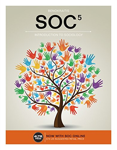 9781305660625: SOC (with SOC Online, 1 term (6 months) Printed Access Card) (New, Engaging Titles from 4ltr Press)