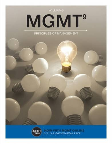 9781305661592: MGMT (with MGMT Online, 1 term (6 months) Printed Access Card) (New, Engaging Titles from 4ltr Press)