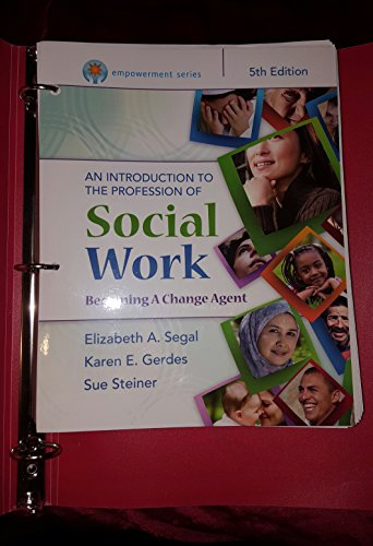 9781305663763: Empowerment Series: An Introduction to the Profession of Social Work, Loose-Leaf Version