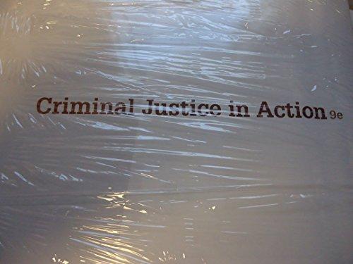 9781305664036: Criminal Justice in Action, Loose-leaf Version