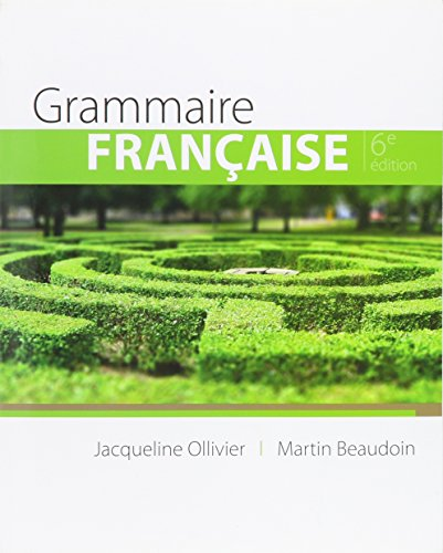 9781305668676: Grammaire Francaise (World Languages)