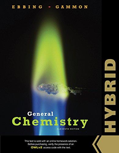 9781305673441: General Chemistry, Hybrid
