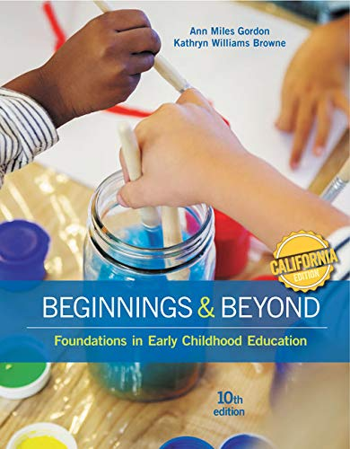 9781305674202: California Edition, Beginnings & Beyond: Foundations in Early Childhood Education