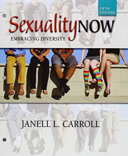 9781305697867: Bundle: Sexuality Now: Embracing Diversity, Loose-Leaf Version, 5th + MindTap Psychology, 1 term (6 months) Printed Access Card