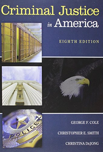 9781305699946: Bundle: Criminal Justice in America, Loose-leaf Version, 8th + MindTap Criminal Justice, 1 term (6 months) Printed Access Card