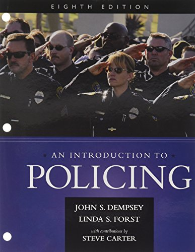 9781305699960: Bundle: An Introduction to Policing, Loose-Leaf Version, 8th + LMS Integrated MindTap Criminal Justice, 1 term (6 months) Printed Access Card