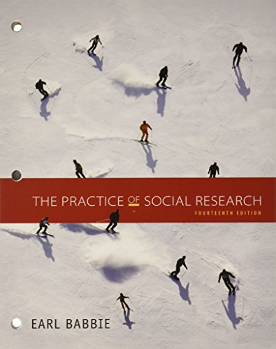 9781305700260: Bundle: The Practice of Social Research, 14th + LMS Integrated for MindTap Sociology Printed Access Card