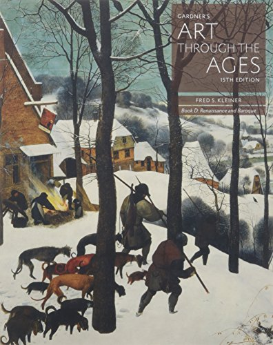 9781305700635: Bundle: Gardner's Art through the Ages: Backpack Edition, Book D: Renaissance and Baroque, 15th + LMS Integrated for MindTap Art, 2 term (12 months) ... the Ages: A Global History, Volume II, 15th