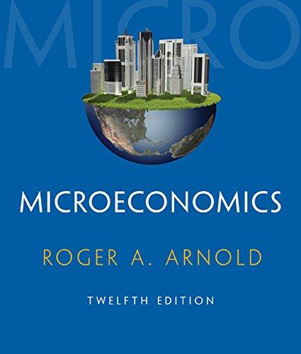 Bundle: Microeconomics , 12th + Digital Assets, 2 term (12 months) Printed Access Card + MindTap ...