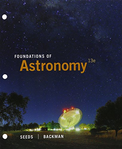 Bundle: Foundations of Astronomy, Loose-leaf Version, 13th + LMS Integrated for MindTap Astronomy, ...
