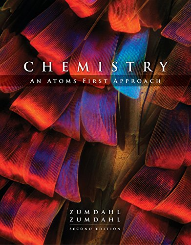 9781305705500: Bundle: Chemistry: An Atoms First Approach, 2nd + OWLv2, 4 terms (24 months) Access Code