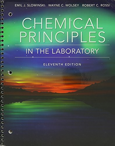 9781305705531: Bundle: Chemical Principles in the Laboratory, 11th + OWLv2 with LabSkills, 1 term (6 months) Printed Access Card