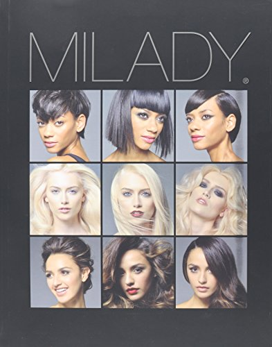 9781305706033: Bundle: Milady Standard Cosmetology, 13th + Theory Workbook + Practical Workbook + Exam Review
